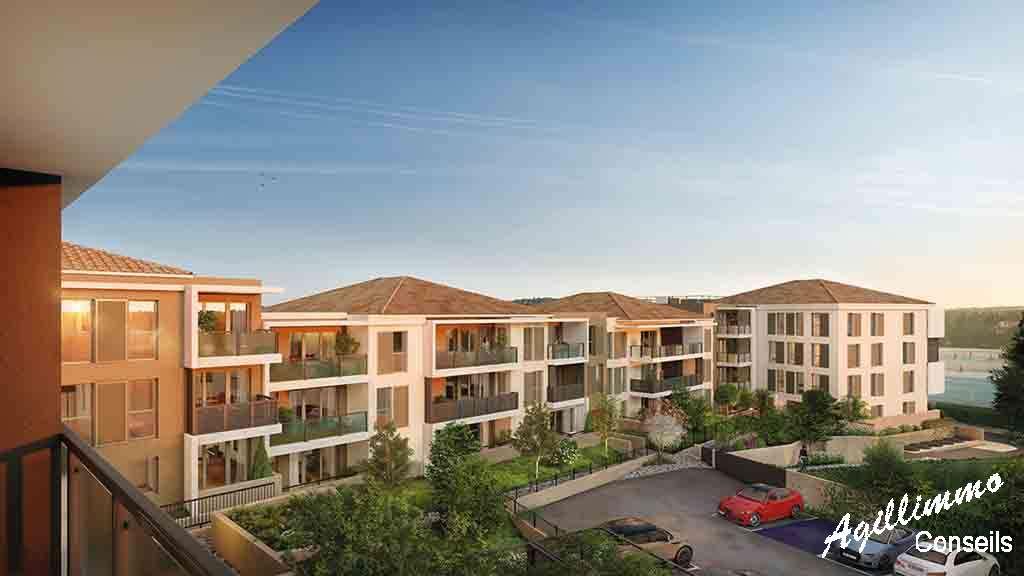 Appartements neufs Les balcons de Provence - DRAGUIGNAN - Les Programmes neufs