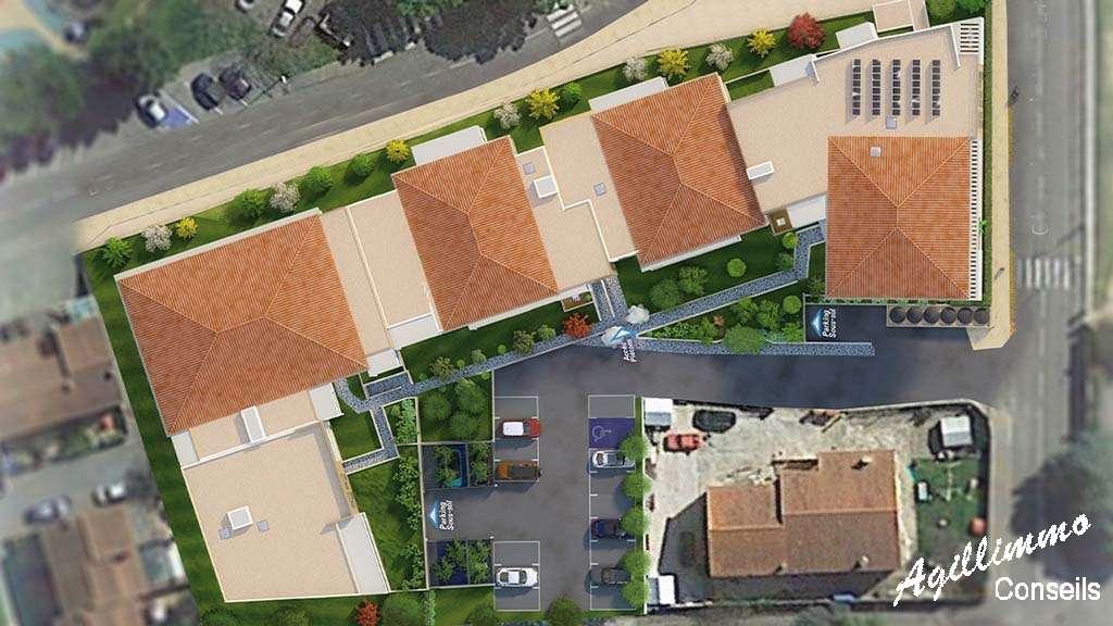 Appartements neufs Les balcons de Provence - 83300 - Les Programmes immobiliers