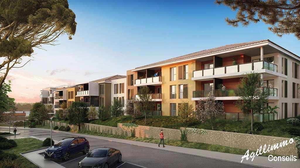 Appartements neufs Les balcons de Provence - DRAGUIGNAN 83300 - Prix promoteurs