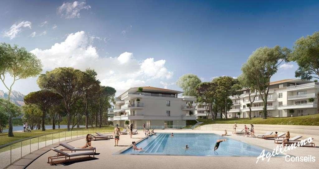 Appartements neufs T2 T3 T4 Le Domaine du Lac - PUGET SUR ARGENS - Les Programmes neufs