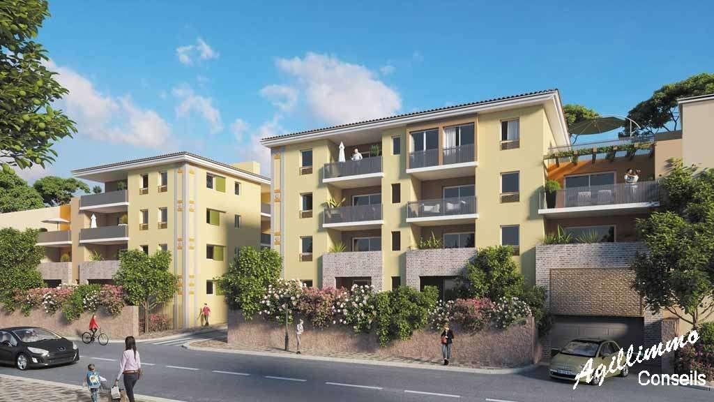 Appartements neufs centre-village - PUGET SUR ARGENS - Les Programmes neufs