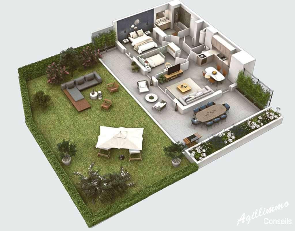 Programme neuf  Appartements neufs centre-village - PUGET SUR ARGENS